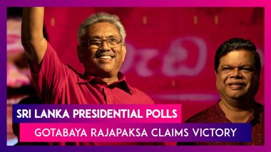 Sri Lanka Presidential Polls Gotabaya Rajapaksa Claims Victory As Sajith Premadasa Concedes Defeat