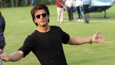 Shah Rukh Khan Says 'Nobody Takes Serious Speeches of Movie Stars Seriously'