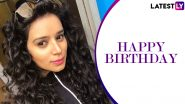 Sukirti Kandpal Birthday: Interesting Facts Of The Pyaar Ki Yeh Ek Kahaani Beauty