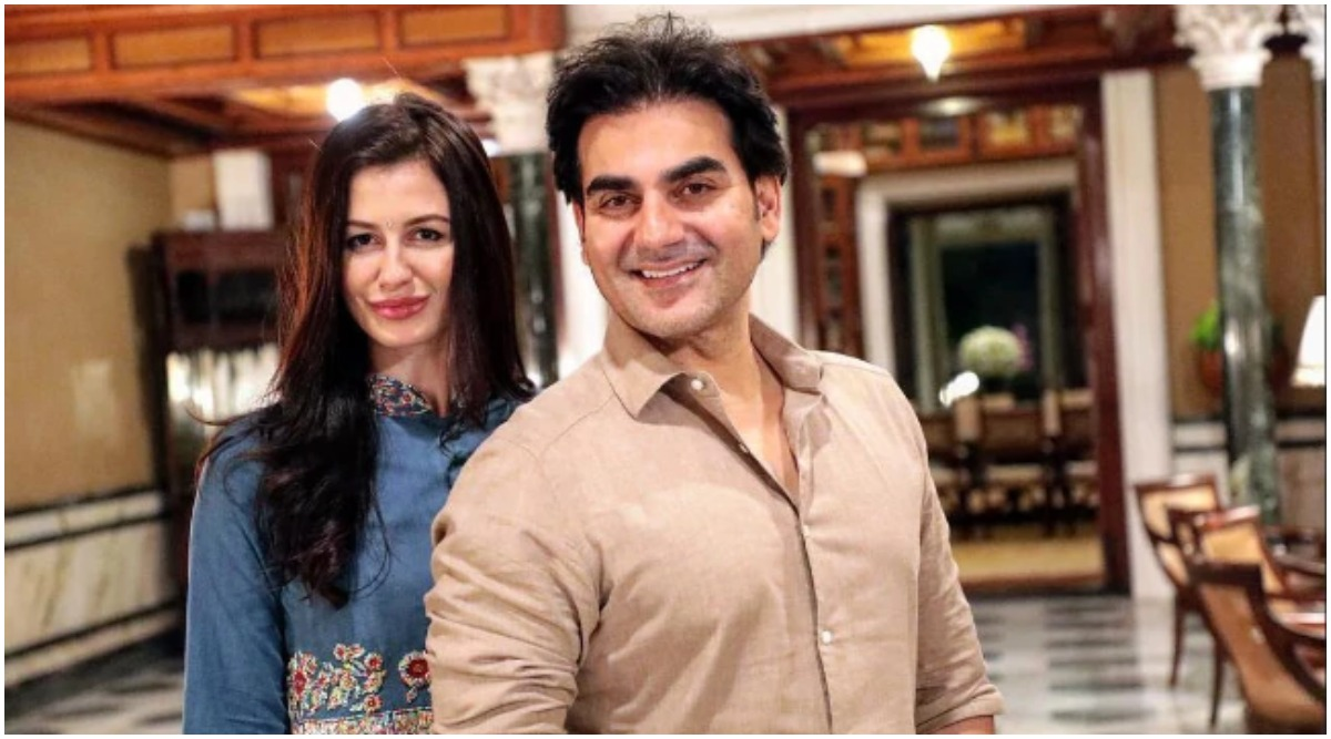 Arbaaz Khan's Girlfriend, Georgia Adriani Has No Qualms about Working With Him in Movies