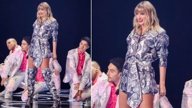 Taylor Swift Performs at Alibaba's Singles' Day Shopping Gala in China and Fans Are Loving It (Watch Video)