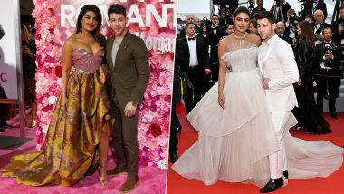 Priyanka Chopra - Nick Jonas Anniversary: 10 Pictures of Nickyanka that Prove 'Couple Who Slays Together Stays Together'