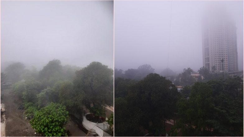 Mumbai and Thane Wakes Up to Foggy Morning! Is It Pollution or Is Winter Coming? Asks Twitter