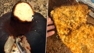 Thanksgiving 2019 Aftermath: Netizens Share Hilarious Pictures of Failed Thanksgiving Recipes as a Reminder That No One Is Perfect