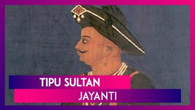 Tipu Sultan Jayanti: Facts About The Mysore Tiger & Controversy Surrounding Him In Karnataka