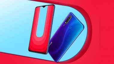 Vivo U20 With 5000mAh Battery Now Available For Sale Via Amazon India & Vivo E-Store; Prices, Features & Specifications