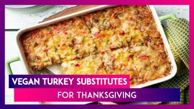 Thanksgiving 2019: Vegan Turkey Substitutes For A Delicious Thanksgiving