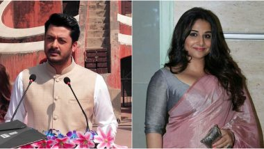 Shakuntala Devi – Human Computer: Jisshu Sengupta Roped In to Play Vidya Balan's On-Screen Husband