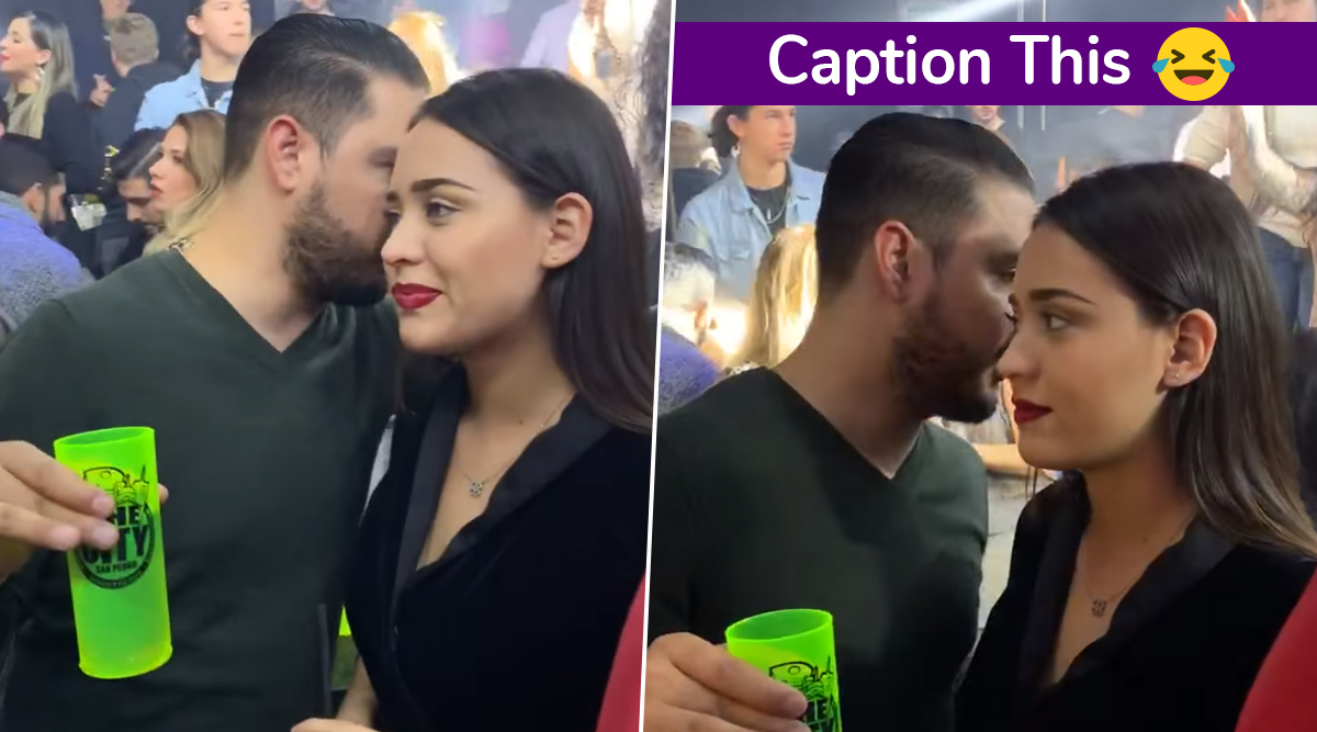'Guy Talking to a Girl in Club,' Internet's Most Relatable Viral Meme Is Back With a New Couple and Twist! Check Hilarious Reactions