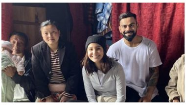 Anushka Sharma and Virat Kohli's Beautiful Encounter with This Family Will Make You Believe in the World a Little More (See Pics)