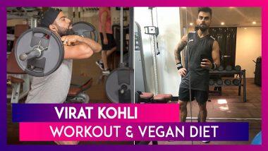 Virat Kohli Workout & Vegan Diet That Has Made Him the Most Athletic Cricketer