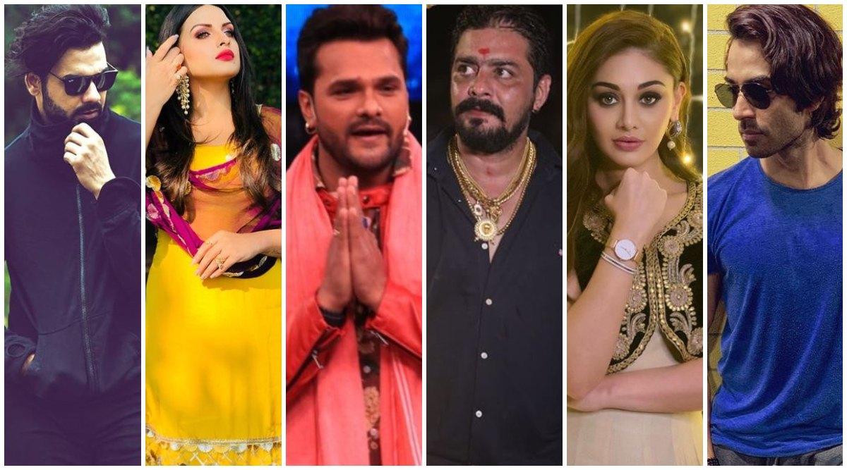 Bigg Boss 13 Poll: Arhaan Khan, Khesari Lal Yadav, Himanshi Khurana, Vishal Aditya Singh... Which Wildcard Contestant Is The Least Deserving? Vote Now