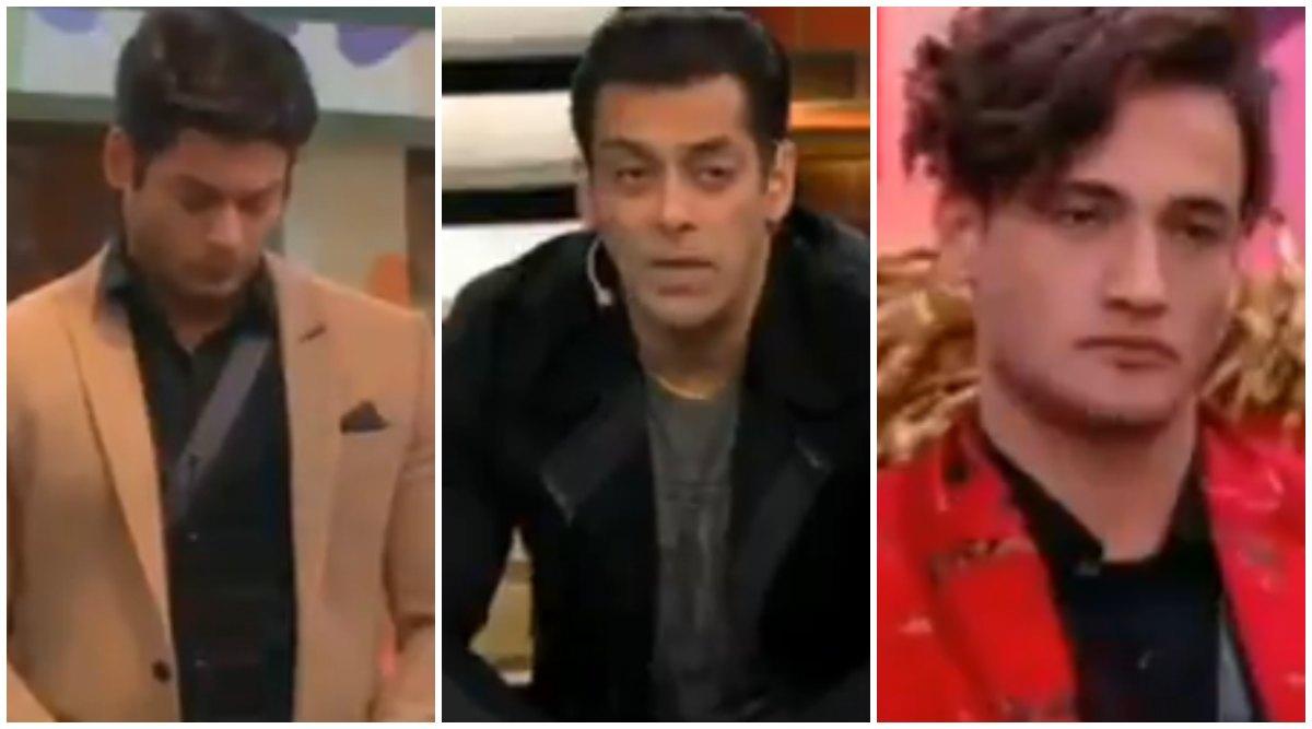 Bigg Boss 13 Weekend Ka Vaar Preview: Salman Khan Blasts Housemates, Asks Asim Riaz To 'Walk Out' Of The Show (Watch Video)