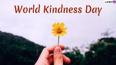 World Kindness Day 2019 Wishes: Twitterati Share Thoughtful Messages and Greetings, Urge Everyone to Do Good Deeds