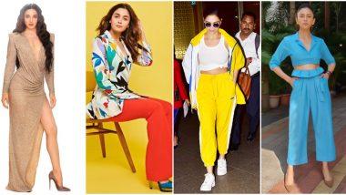 Deepika Padukone, Alia Bhatt, Kiara Advani Boggle our Minds with their Fashion Choices This Week (View Pics)