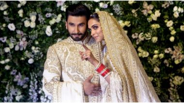 Deepika Padukone and Ranveer Singh's First Wedding Anniversary Plans Revealed