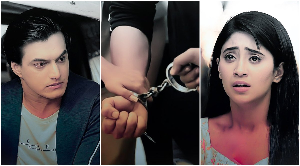Yeh Rishta Kya Kehlata Hai November 18, 2019 Written Update Full Episode: Kartik Gets Arrested After Vedika Gets Abducted