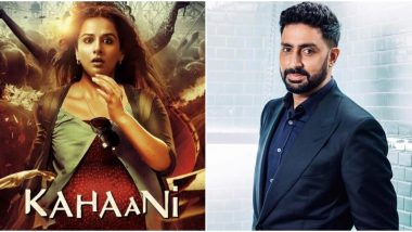 Vidya Balan's Kahaani Will Have a Prequel and Abhishek Bachchan is a Part of It?