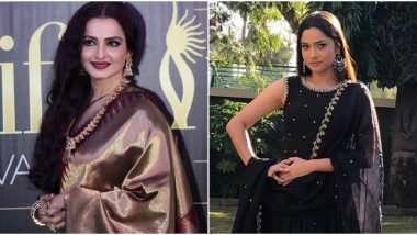 Manikarnika Actress Ankita Lokhande Thinks Rekha is the Real 'Jhansi ki Rani' of Bollywood