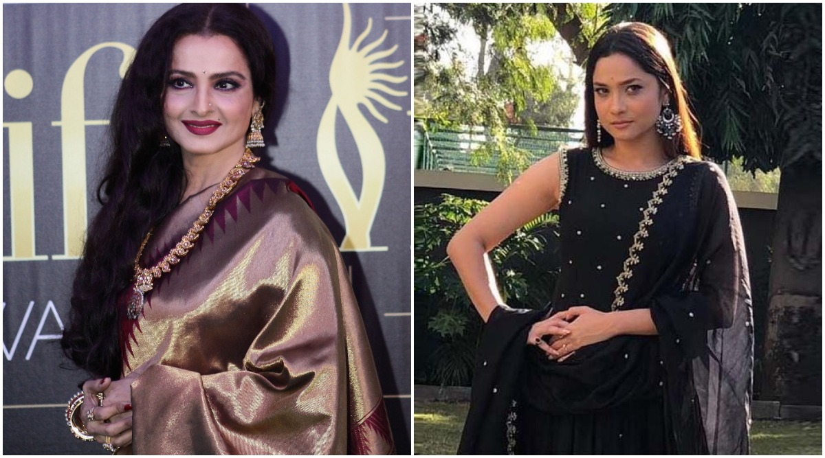 Manikarnika Actress Ankita Lokhande Thinks Rekha is the Real 'Jhansi ki Rani' of Bollywood