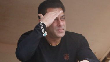 Republic Day 2020: Salman Khan Wishes for 'Fit India' on 71st R-Day (Watch Video)