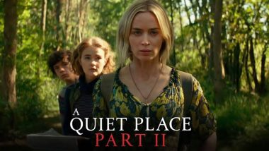 A Quiet Place II Box Office Collection: Emily Blunt Starrer Beats Godzilla Vs Kong In The Opening Weekend; Earns $48 Million