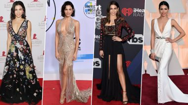 Jenna Dewan Birthday Special: Smart, Stylish and Sophisticated is How We Would Describe the 'Step Up' Actress' Fashion Outings (View Pics)