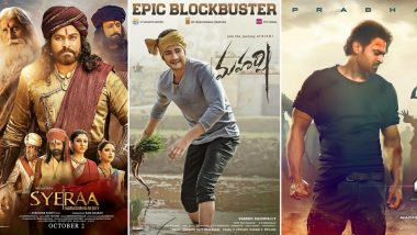 Year Ender 2019: Sye Raa, Saaho, Maharshi... Here Are 7 Worldwide Top-Grossing Telugu Movies Of The Year