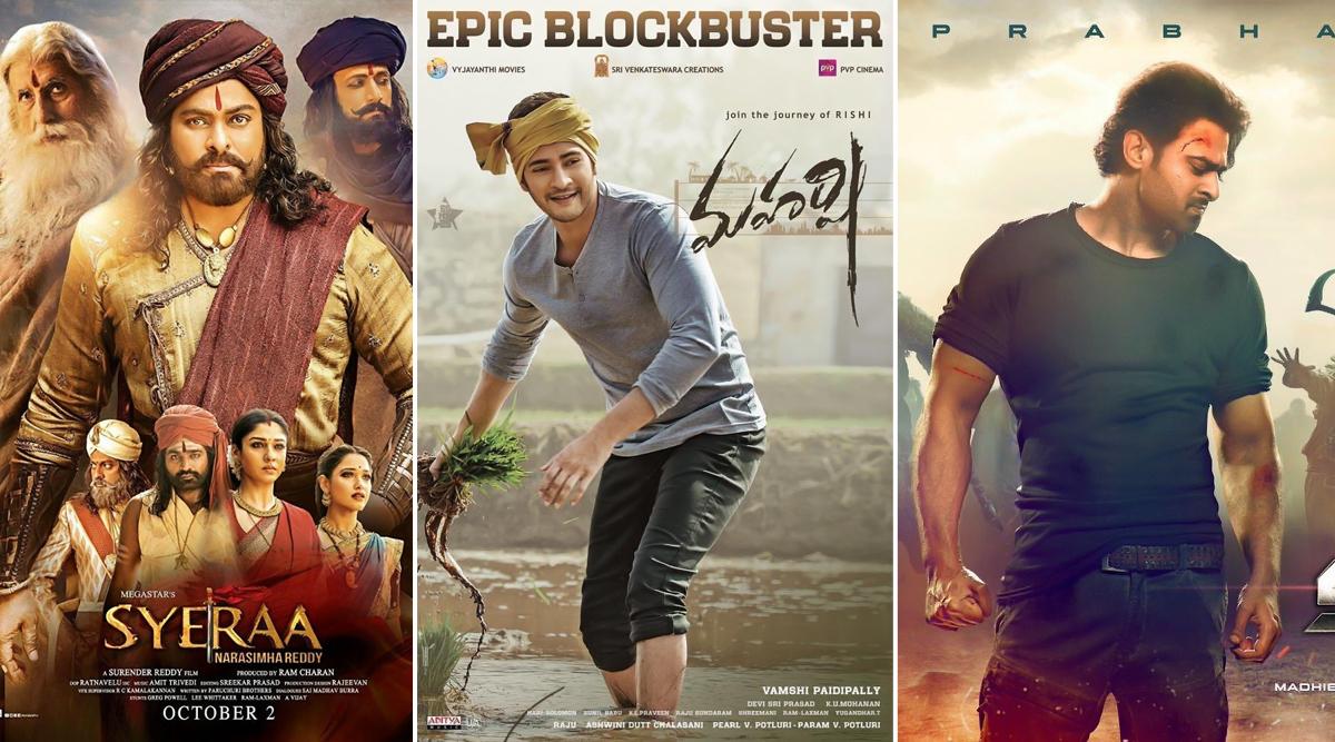 Year Ender 2019: Sye Raa, Saaho, Maharshi... Here Are 7 Worldwide Top-Grossing Telugu Movies Of The Year