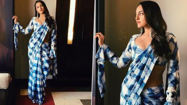 Yo or Hell No? Sonakshi Sinha in Masaba Gupta x Rhea Kapoor for Dabangg 3 Promotions