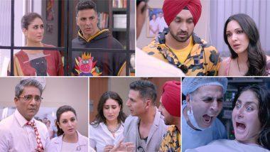 Good Newwz Trailer 2: Akshay, Kareena, Diljit and Kiara's Surrogacy Drama takes a Comical Turn (Watch Video)