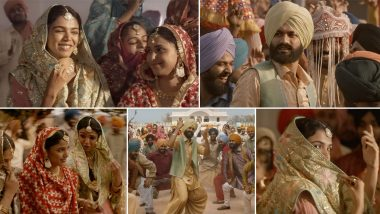 Raanjhan Song from Bhangra Paa Le: Sunny Kaushal's Amazing Bhangra Moves Clubbed With Old-School Romance Makes This Track Magical (Watch Video)
