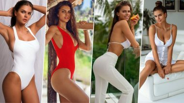 Who Is Viktoria Odintcova, Cristiano Ronaldo Allegedly Messaged on Instagram? Hot Photos of Sexy Russian Model and Instagram Star!