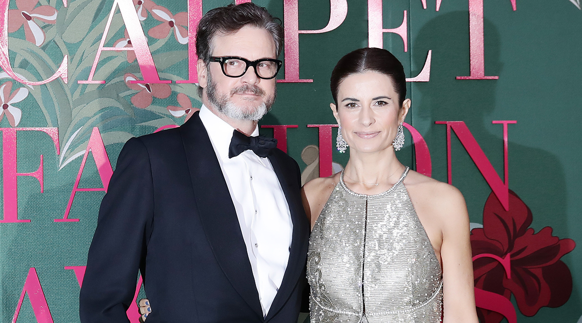 Colin Firth and Wife Livia Announce Separation in a Join Statement After 22 Years of Marriage