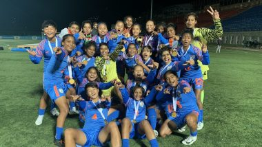 FIFA U-17 Women's World Cup 2020: India U-17 Women to Host Sweden, Thailand in Mumbai