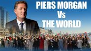 Piers Morgan, Head Judge of Miss World 2019 Says, Nobody Wants an 'Ugly Winner' in Conversation with Vanessa Ponce, Ahead of the Pageant