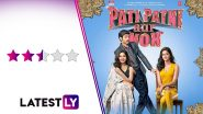 Pati Patni Aur Woh Movie Review: Kartik Aaryan, Bhumi Pednekar, Ananya Panday Are Charming, but Aparshakti Khurrana Steals the Show in This Comic Remake