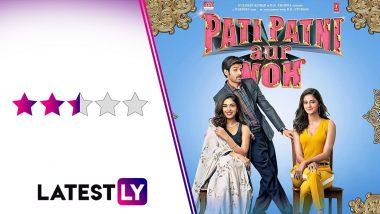 Pati Patni Aur Woh Movie Review: Kartik Aaryan, Bhumi Pednekar, Ananya Panday Are Charming, but Aparshakti Khurrana Steals the Show in This Comic Remake