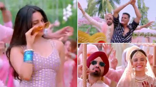 Good Newwz Song Sauda Khara Khara: Akshay Kumar, Diljit Dosanjh And Kiara Advani Are Ready With A Bhangra Comeback (Watch Video)