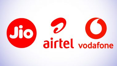 Reliance Jio, Airtel & Vodafone Idea Tariff Increased; Check New Prepaid Plans
