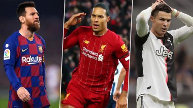 Cristiano Ronaldo, Lionel Messi Included in UEFA.com Fans' Team of the Year 2019 (Check Full List)