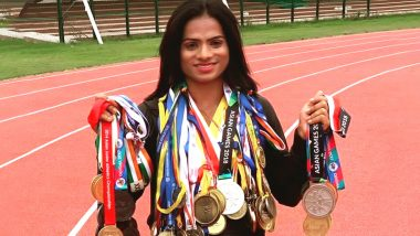 Dutee Chand Biopic: National Award-winner Himansu Khatua to Direct the Film on the Sprinter's Life