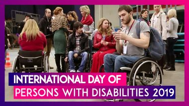 International Day Of Persons With Disabilities 2019: Theme And Significance Of This Day