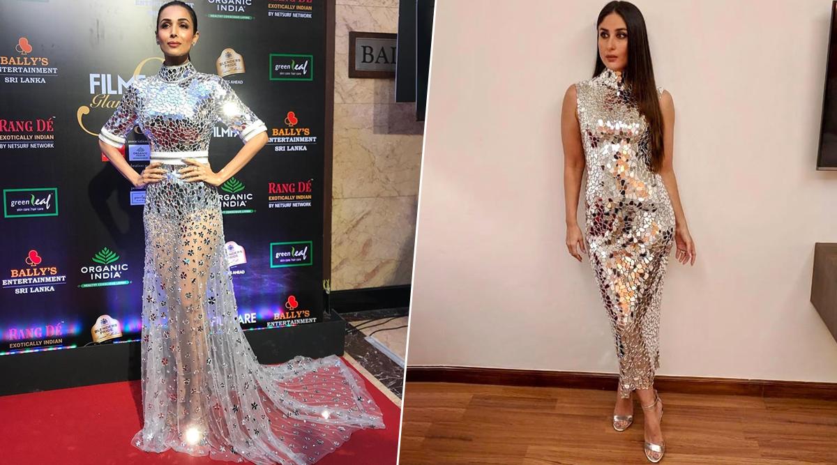 Fashion Faceoff: Kareena Kapoor Khan or Malaika Arora - Who Shone like the Brightest Star in Atelier Zuhra Creation?