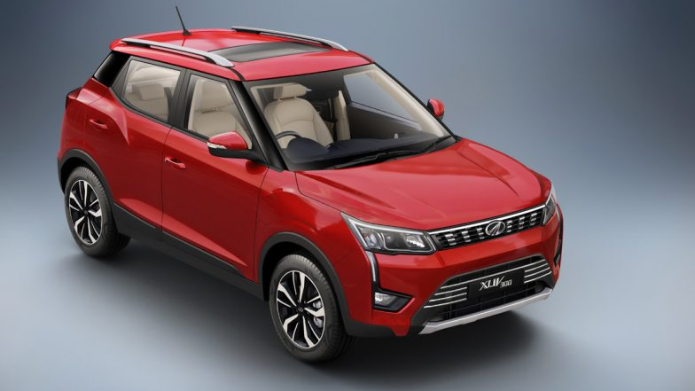 BS6 Compliant Mahindra XUV300 Petrol Version Launched in India; Check Prices, Features & Specifications
