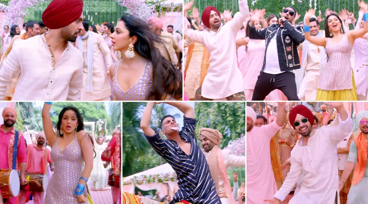 Good Newwz Song Sauda Khara Khara: Akshay Kumar, Sukhbir and the Chorus Impress, Everything Else Is Mediocre (Watch Video)