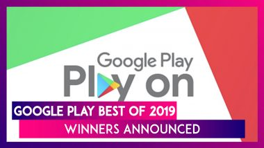 Google Play Best Of 2019 Winners Announced; Spotify App & Call of Duty Mobile Game Wins Users' Choice Title