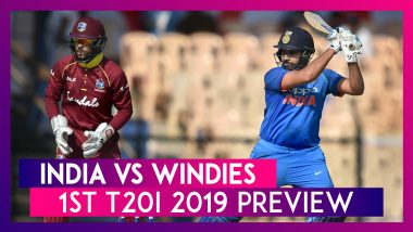 IND Vs WI, 1st T20I 2019 Preview: India, West Indies Eye Winning Start