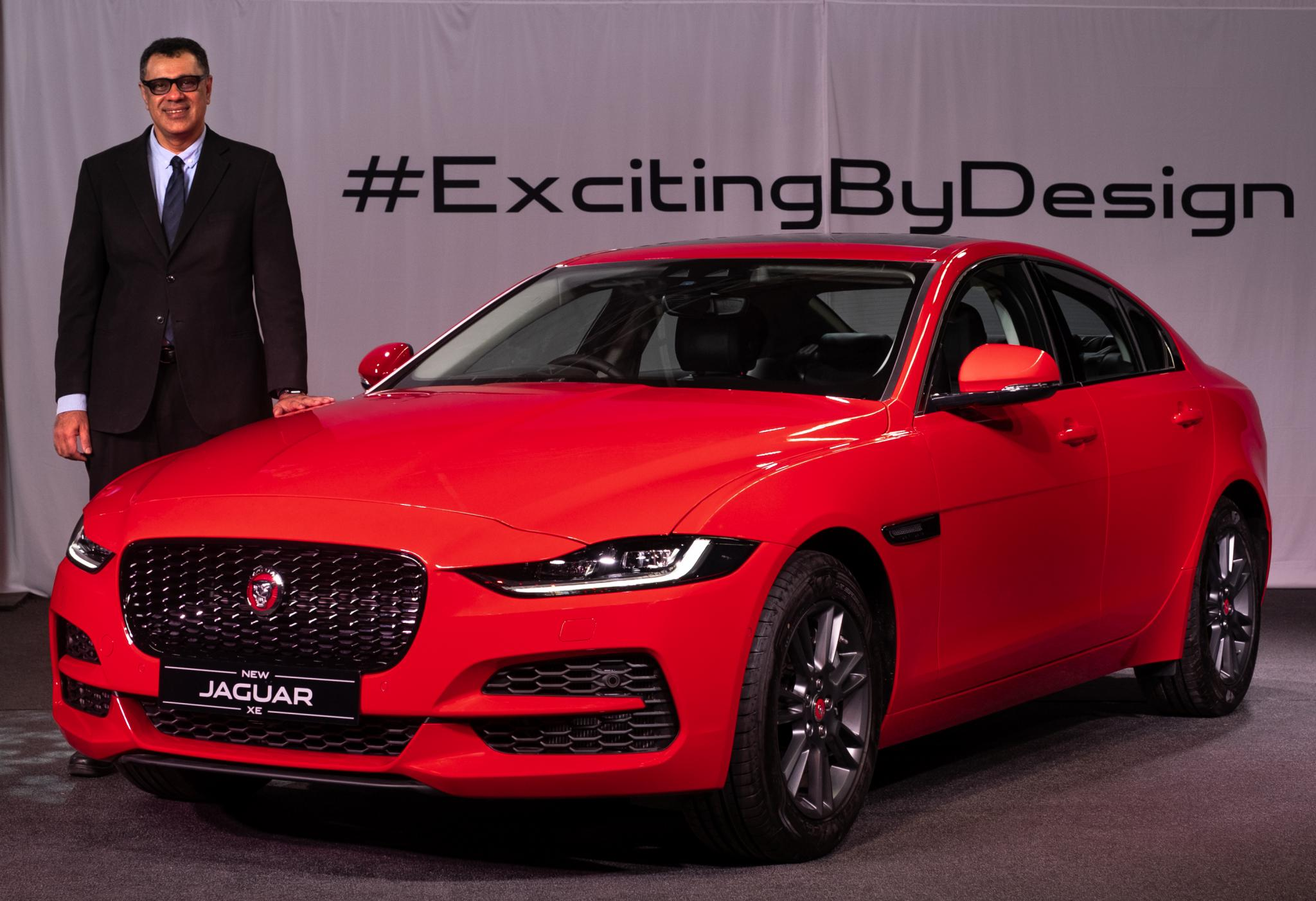 2020 Jaguar XE Facelift Launched in India With Starting Price of Rs 44.98 Lakh; Features,  Specifications & Other Details