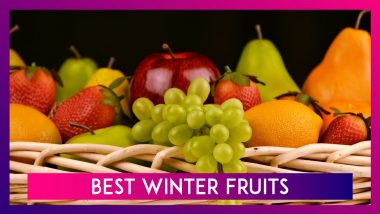 Best Winter Fruits To Stay Healthy This Season